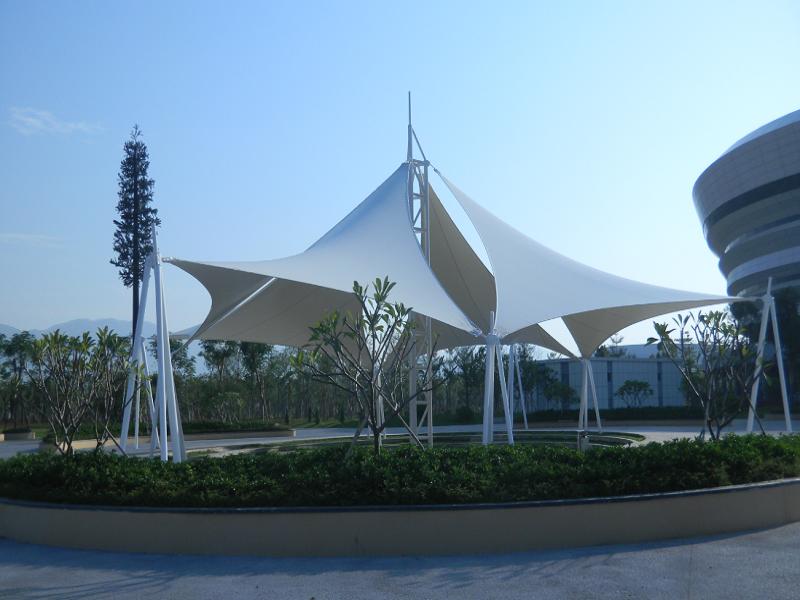 漳州奥体中心膜结构